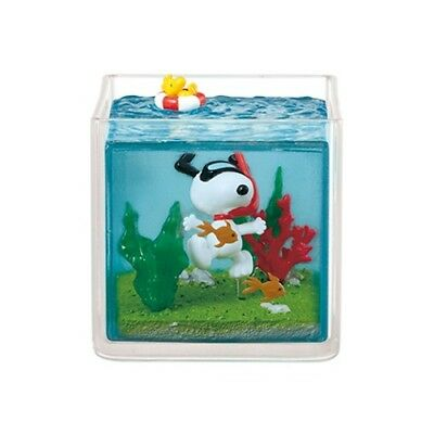 Peanuts Snoopy And Woodstock Happy Terrarium Rement Figure - #4
