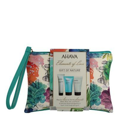 AHAVA Time to Clear Gift of Nature - Set 3-teilig