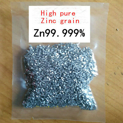 50g Analytical Grade Zinc Powder Reduction Chemical Agent - Aussie Seller