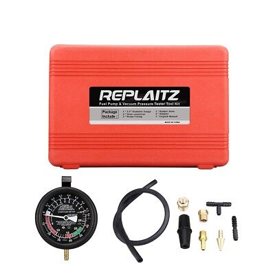 REPLAITZ Fuel Pump Vacuum Tester Gauge