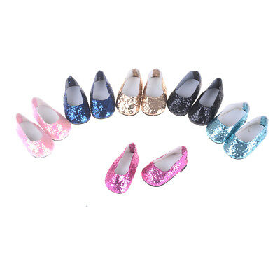 Fashion Doll Shoes fits 18 Inch 43cm American Girl Zapf Baby Born Dolls Va