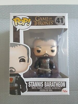 Funko POP! - Game of Thrones - Stannis Baratheon (41)