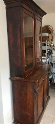 antique french Sideboard And Cabinet
