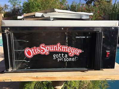 OTIS SPUNKMEYER Convection Cookie Oven w/Trays & Liners ~ OS-1