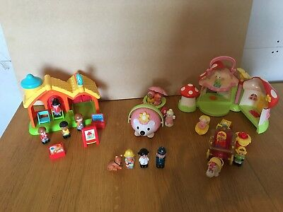 EARLY LEARNING CENTRE (ELC) happyland bundle of toys new in box ...