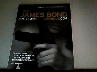 The James Bond OMNIBUS # 004 Lawrence and Horak Daily Express Collection