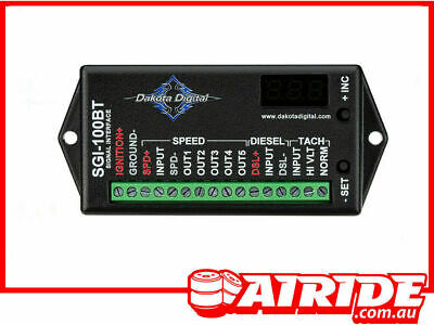 Dakota Digital Universal Speedometer Signal Interface  Airide