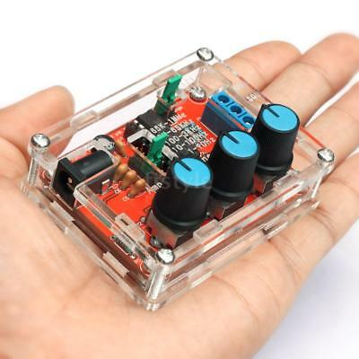 New DIY Function Signal Generator Kits Sine Triangle Square Output 1HZ-1MHZ E8C9