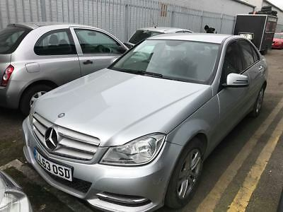 MERCEDES C CLASS W204 C220 2007 - 2013 Automatic CDI BREAKING FOR PARTS & SPARES