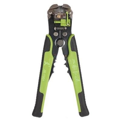 Automatic Adjustable Cable Wire Stripper Cutter Crimping Tool Peeling Plier Q7W1