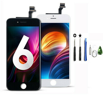 USA A1549 A1586 LCD Touch Screen Digitizer Assembly Lot Replacement for iPhon 6