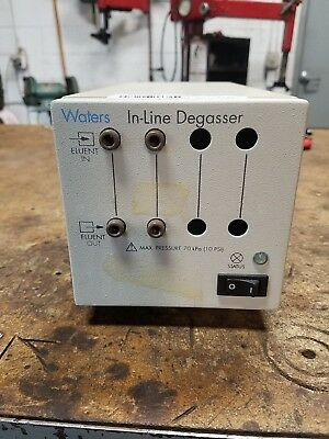 WATERS 4 CHANNEL, In-Line Degasser AF, UPLC, HPLC Module