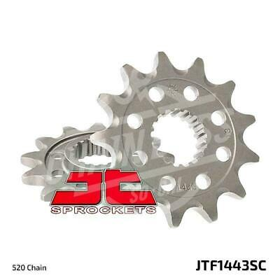 JT 520 Chain 15-41 T Sprocket Kit 72-2571 For Suzuki RMX450Z RMZ450