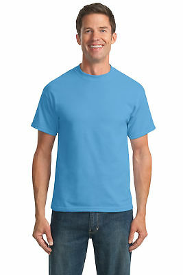 Port & Company Men's Tall Short Sleeve Core Blend Tee - PC55T FREE SHIPPING!
