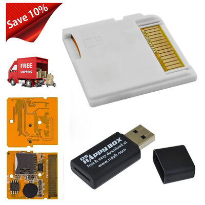 2018 UPGRADE R4 SDHC Micro SD Memory Adapter Card F DS 3DS