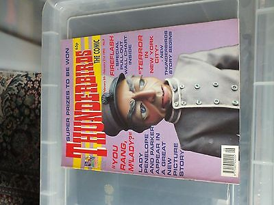 THUNDERBIRDS The Comic - Issue No 9 1992 - N.MINT CONDITION GERRY ANDERSON
