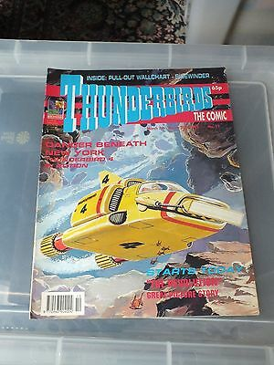 THUNDERBIRDS The Comic - Issue No 11 1992 - N.MINT CONDITION GERRY ANDERSON