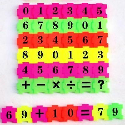 Learning Children Puzzle Educational Toy Developmental Jigsaw Baby Math Gift