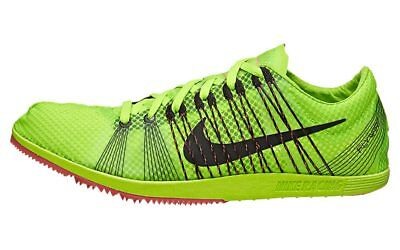 the latest 595dd 4a344 Nike Mens Zoom Matumbo 2 Athletic Running Shoes GreenBlackPunch