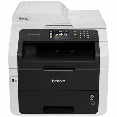 Brother MFC-9330CDW All-In-One LED Printer