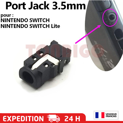 XBOX ONE Connecteur Port Jack audio Casque 3.5mm pour manette Socket controller