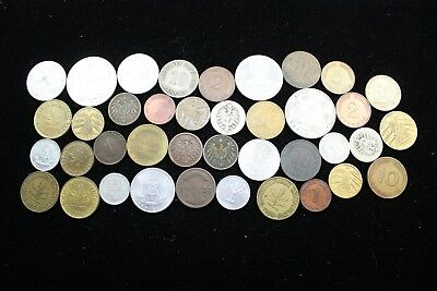 Germany 39 coins mixed    lot H 667