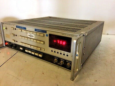 Marconi Instruments Ltd Insertion Signal Analyser TF2914A 52914-900F
