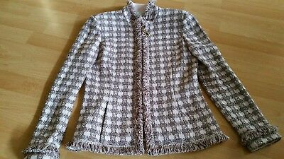 St. John Collection by Marie Gray size 2 BLAZER, JACKET, TOP
