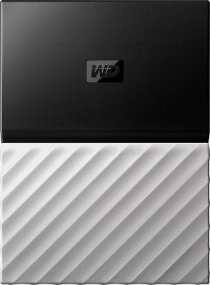WD - My Passport Ultra 2TB External USB 3.0 Portable Hard Drive with Hardware...