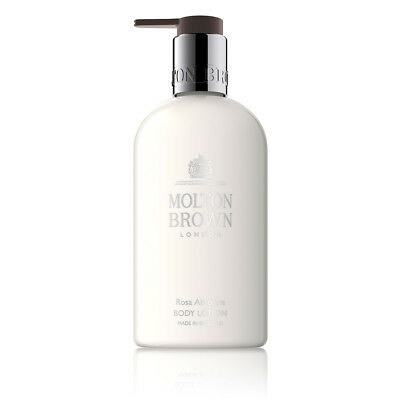 Molton Brown Rosa Absolute Body Lotion 300ml BRAND NEW FREE P&P