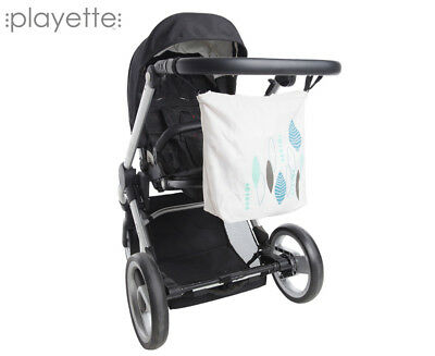 Playette Stroller Shopping Bag - Cream