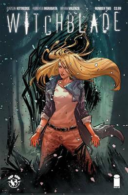 Witchblade #2 By Image Comics 2018