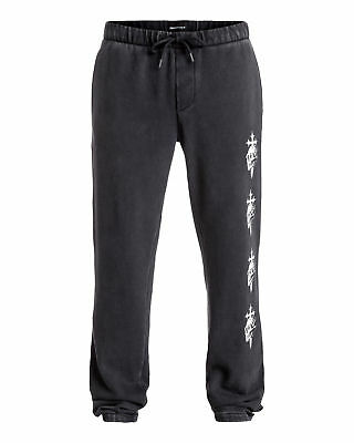 NEW QUIKSILVER™  Mens Skull Cross Sweat Pant Trousers