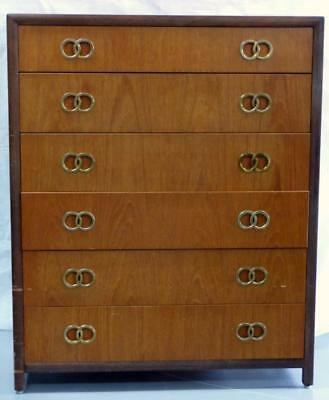 MICHAEL TAYLOR FOR BAKER CHEST OF DRAWERS Lot 227