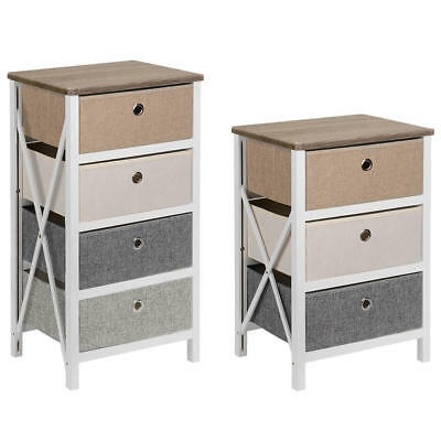 Night Stand End Table Storage Side Table Bedroom Home Office, Christmas Gifts