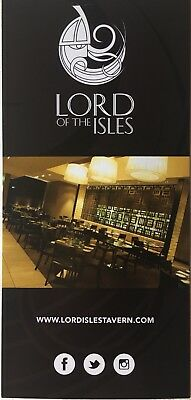 $100 Lord of The Isles Tavern (Geelong) Food Voucher (pay only $50 + postage)