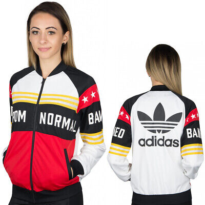 Adidas Originals RITA ORA Banned From Normal Hoody Track Top Size 6//8//10//12//14