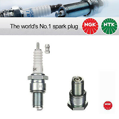 4x NGK Copper Core Spark Plug B8ES (2411)