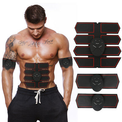 Smart Stimulator Training Fitness Gear Muscle Abdominal toning belt Trainer HWZ