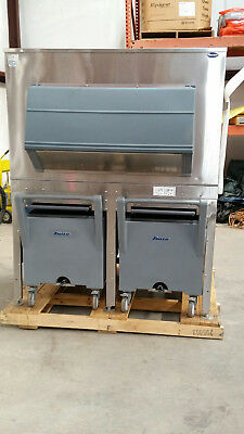 Flake Ice Machine- 2200 lbs. daily