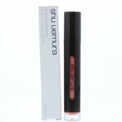 Shu Uemura Laque Supreme Lip Colour BG02 Urban Beige 5.2g Lip Gloss