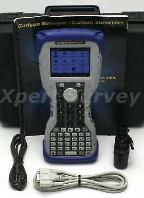 Carlson Surveyor + Plus Field Controller Data Collector w/ Surv CE v2.50