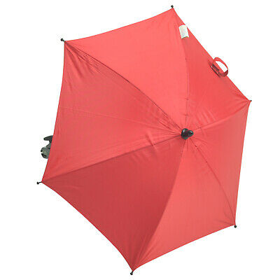 Baby Parasol Compatible with Quinny Buzz Zapp Moodd Speedi Red