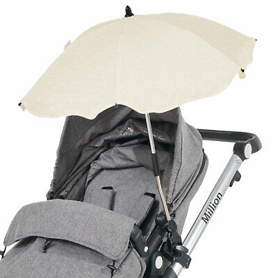 Broderie Anglaise Parasol Compatible with Bugaboo Cameleon3 Cream