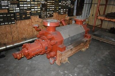 Sulzer Pump 10 Stage Industrial Grade Field Pump