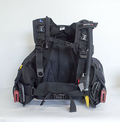 b6e9d5411cd7 Used BCD Mares Rover Pro MRS Weight Integrated Tested All Sizes Scuba  Diving BC