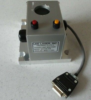 Lee Laser Inc EXT Shutter 011146-010 With Mount