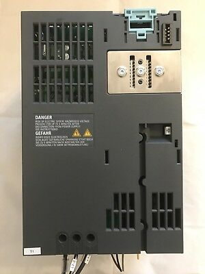 Siemens Sinamics Power Module 340 SIEMENS 6SL3210-1SE21-0AA0 Version:D01