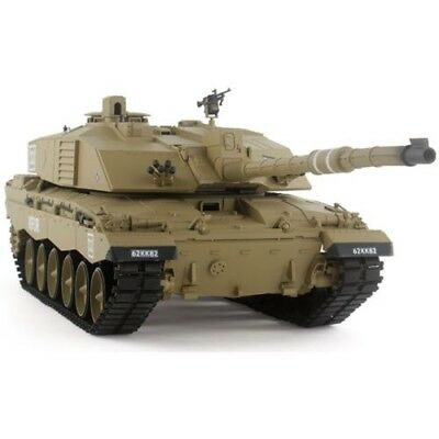 Heng Long 1:16 Scale R/C, 2.4GHz, Radio British Challenger 2 Tank-3908
