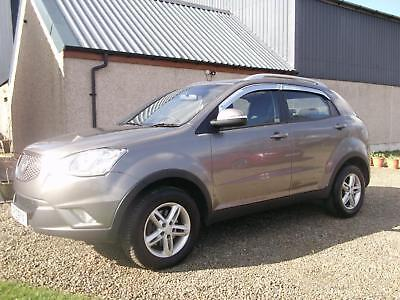 Ssangyong Korando 2.0TD ( 175ps ) S. 2012. Storry 4x4